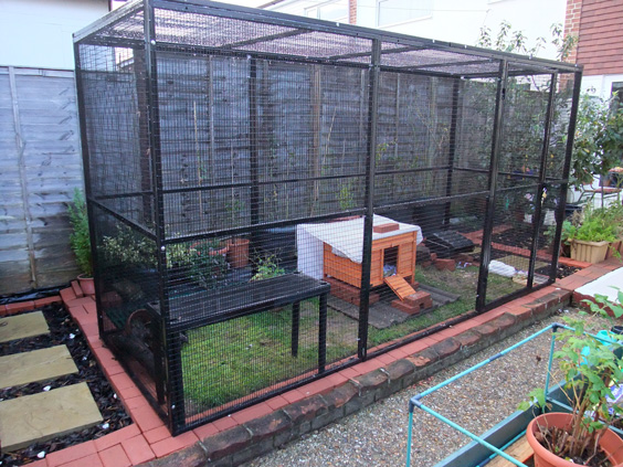 Aviary Cages Weld Mesh Animal Cages