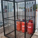 Gas Cylinder Cages