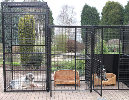 Dog Runs Kennels amp Fencing For Pens Weld Mesh