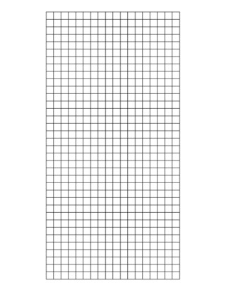 weld mesh panel ss304 2x2 10g 3ft x 6ft. Black Bedroom Furniture Sets. Home Design Ideas