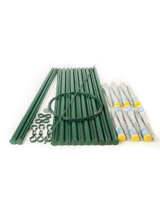 6ft fencing system for chainlink