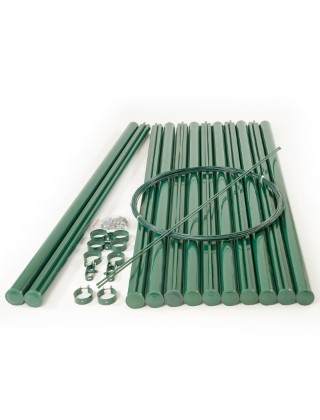 3ft Chainlink fencing post kit