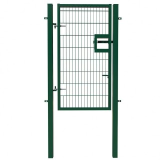 green 2.4 x 1.2m gate