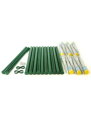 3ft fencing system for weld mesh
