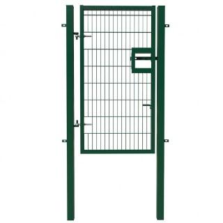 green 2.4m x 1m gate