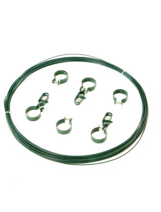 pvc 3 ratchet and wire kit