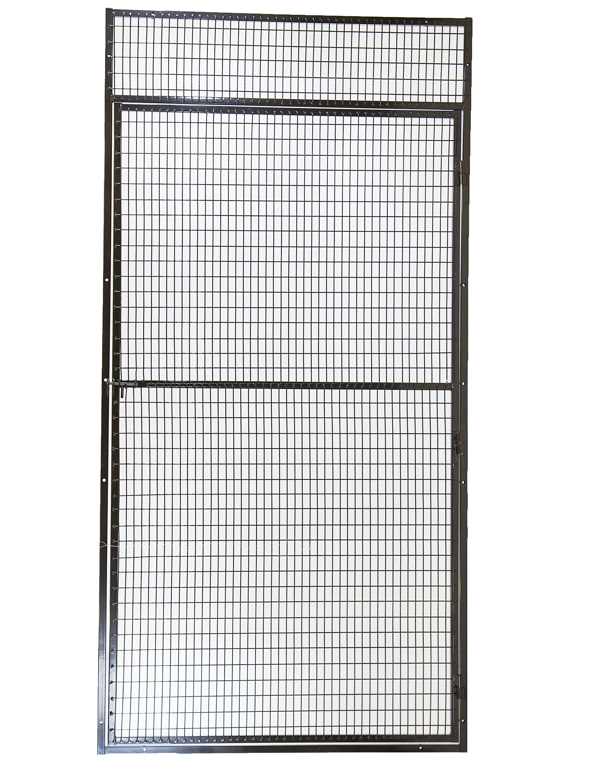 Gas Bottle Locker Mesh Panel 2x1x3 5mm 2400 X 1200 Door