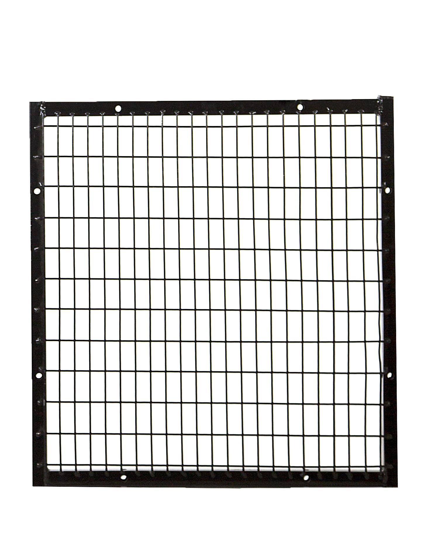 Woven Mesh Car Grilles >> Gas Bottle Cage, Mesh Panel 2X1X3.5Mm 600 X 625 Panel