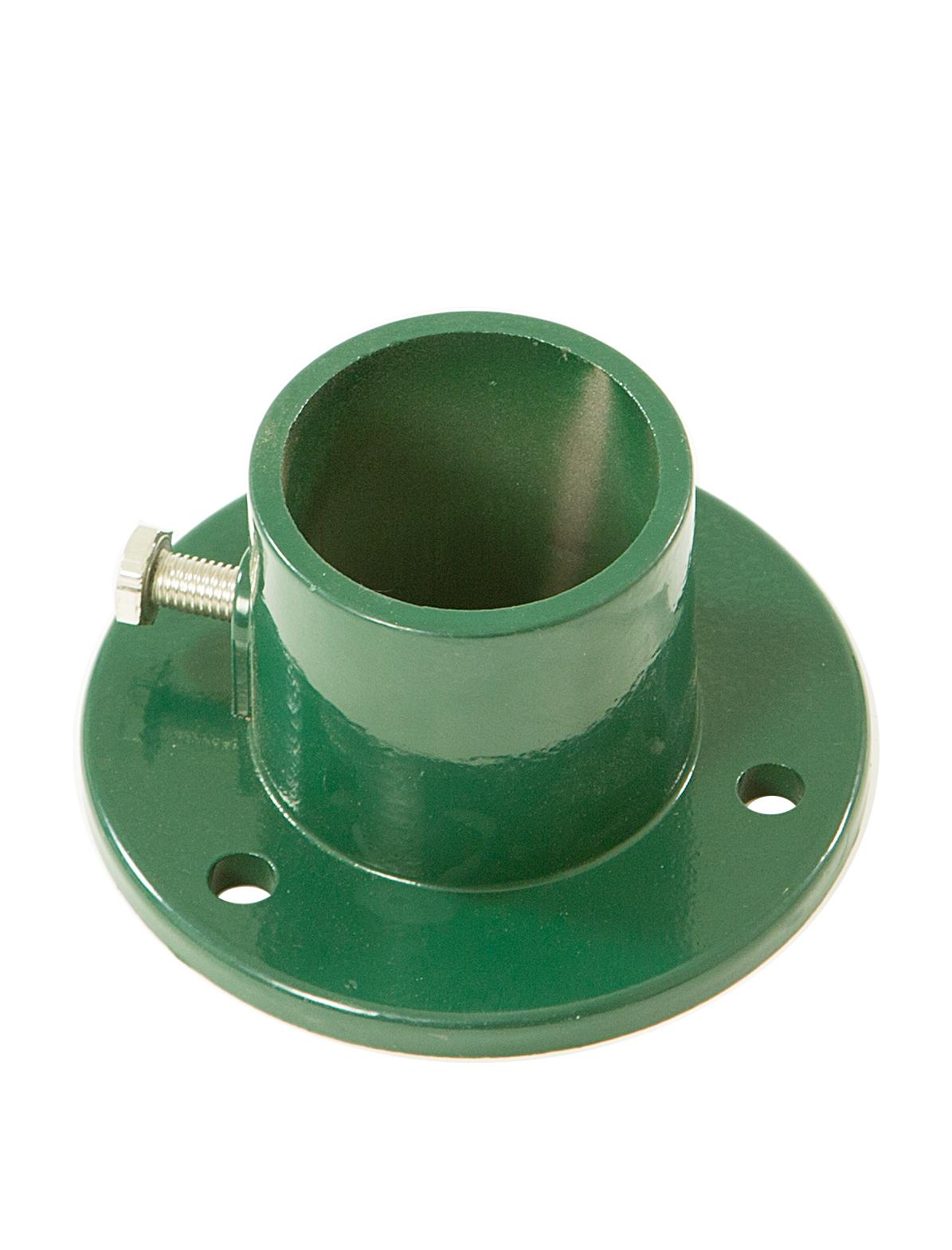 Fencing Post Holder Fencing System Green Base Plate