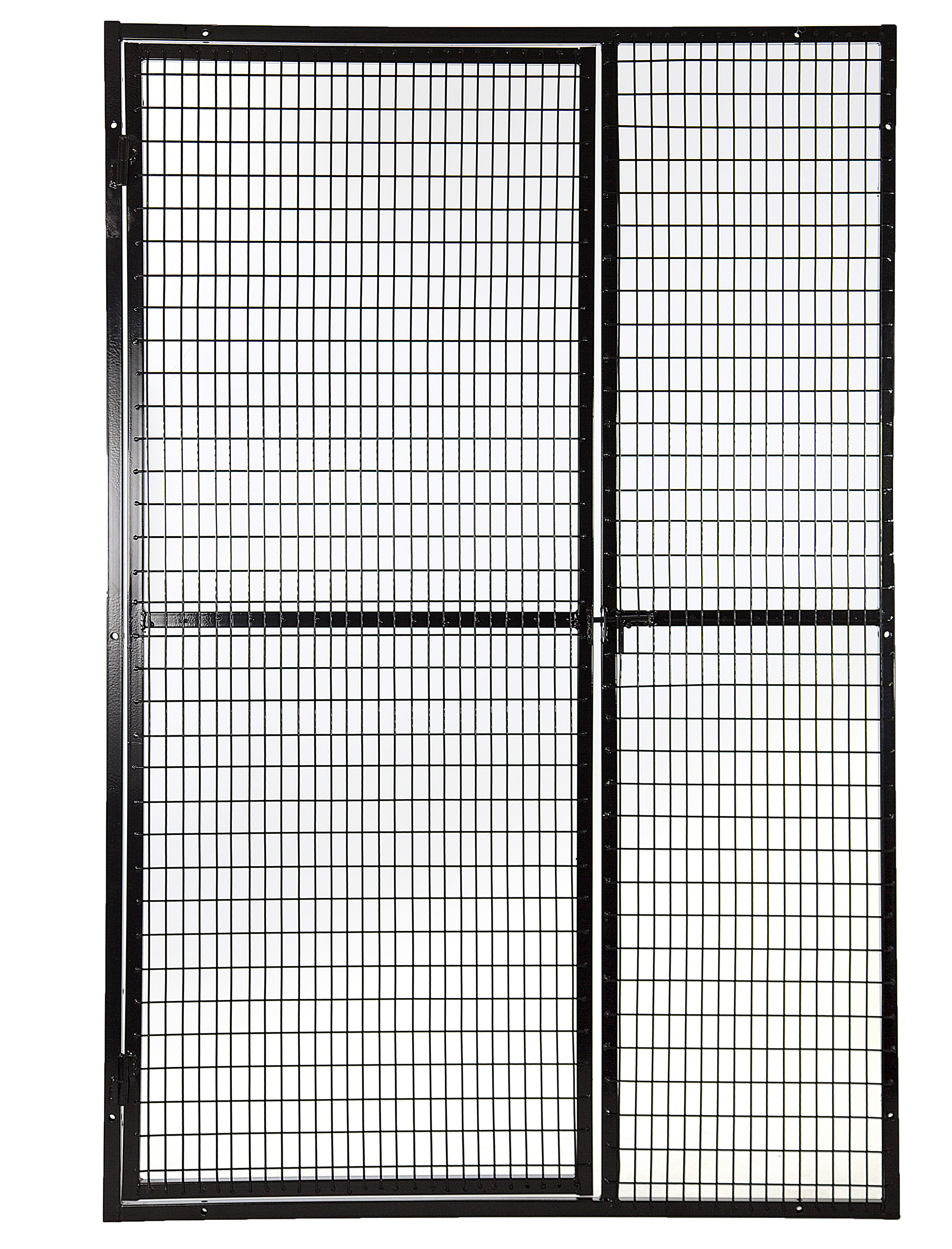 Gas Cylinder Cages Mesh Panel 2x1x3 5mm 1800 X 1200 Door