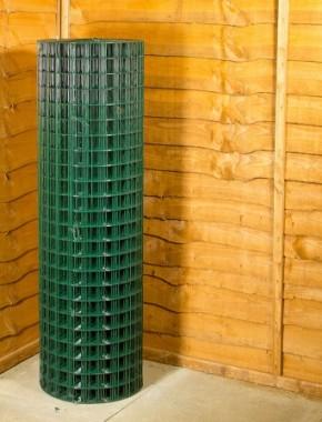 green pvc wire mesh rolls