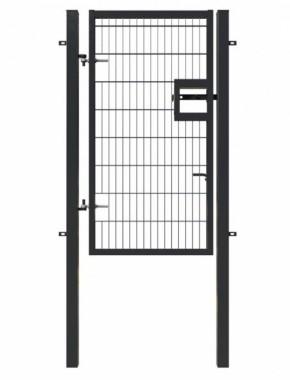 Twin Wire Single Leaf Gate 2.4x1M