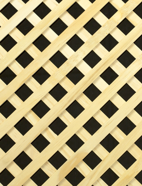 Wooden Lattice